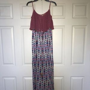 Accidentally in Love Maxi Dress